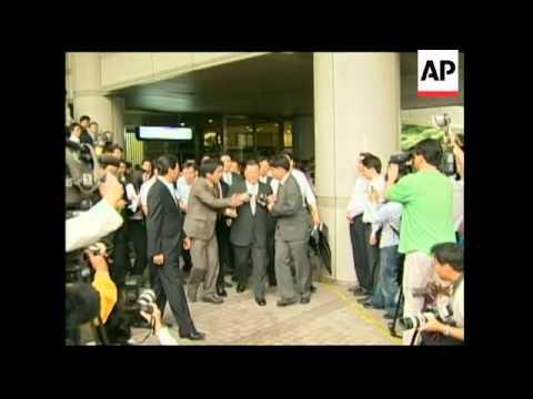 SKorea appeals court suspends prison term for Hyundai Motor chairman