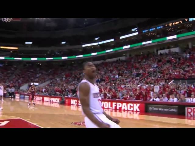 Stephen Morton-NC State Fan Highlight Video Travel Video