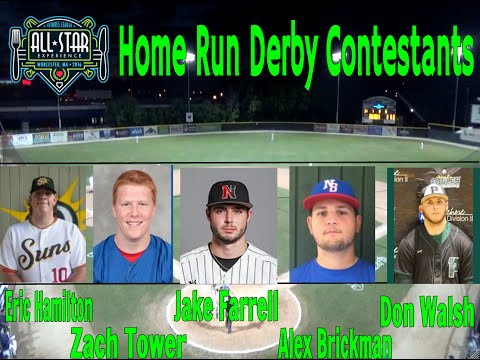 LIVE Futures League ASG Home Run Derby