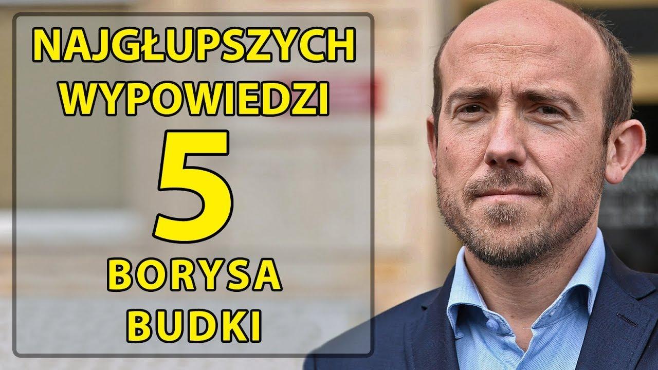 5 najgłupszych wypowiedzi Borysa Budki.