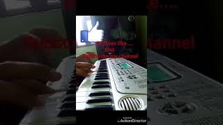 Tujhko jo paya (imran hasmi) piano cover