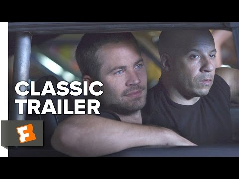 Fast Five (2011) Official Trailer - Dwayne Johnson, Paul Walker Movie HD