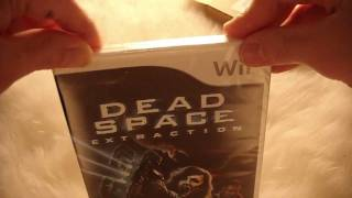 Dead Space Extraction (Nintendo Wii) - Unboxing