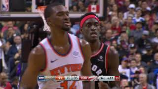 New York Knicks vs Toronto Raptors : November 10, 2018