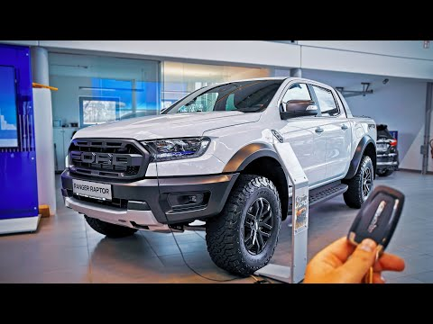 2020 Ford Ranger RAPTOR 2.0 TDCi (213 HP)