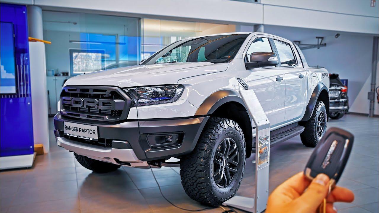 2020 Ford Ranger Raptor 2 0 Tdci 213 Hp Youtube