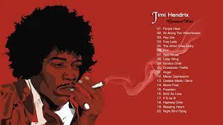 The Best Songs of Jimi Hendrix   Jimi Hendrix Greatest Hits Playlist chords   Guitaa.com