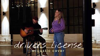 Download Olivia Rodrigo - drivers license (Acoustic Cover) by Sela Bruce