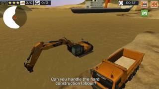 Loader & Dump Truck Hill SIM 3