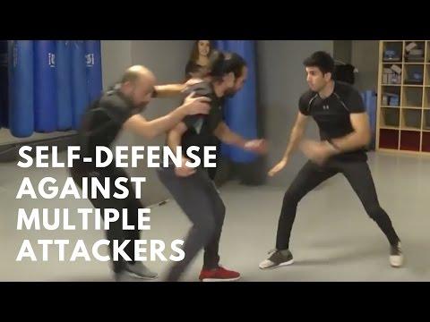 ISRAELI KRAV MAGA SERIES | Ep. 18 Defense Against Multiple Attackers