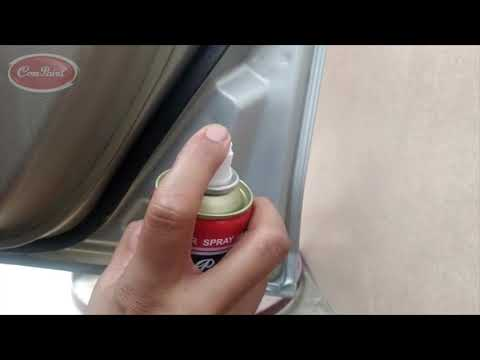 Test the Color First – How to Touchup you Car using Com-Paint