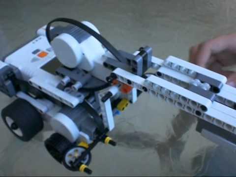 FLL 2010 Robot Design - YouTube