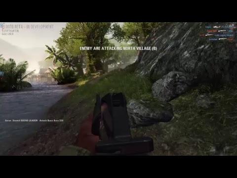 Rising Storm Vietnam Gameplay