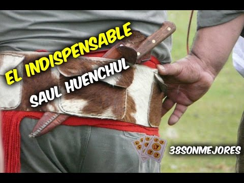 El Indispensable | Saul Huenchul