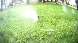 Система автоматического полива газонов. Отрывки, Уфа(, 2014-03-30T06:12:09.000Z)