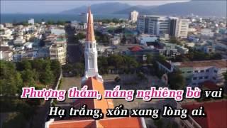 KaraOke Quy Nhơn Miên Mang niềm Nhớ - Kiều Lệ [Official HD ]