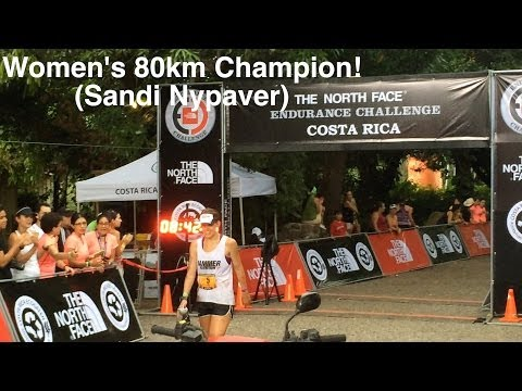 Running in Costa Rica: The North Face Endurance Challenge Race