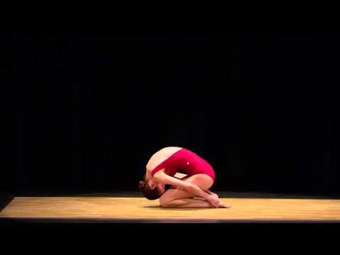 Thayne Dibble - Pennsylvania - 2012-2013 USA Yoga Asana National Championship Semi-Finals