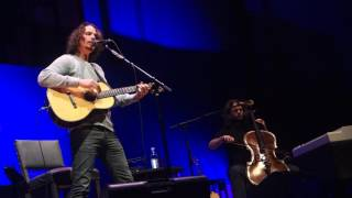 Chris Cornell Nothing Compares to You (Prince cover) Benaroya Hall, Seattle 9/29/2015