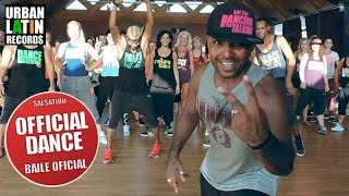 CHOCOLATE ► GUACHINEO ► (OFFICIAL DANCE VIDEO) ► SALSATION & ZUMBA 2016 CHOREOGRAPY ALEJANDRO ANGULO