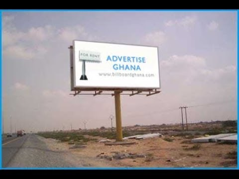 Ghana: Wrong siting of billboards