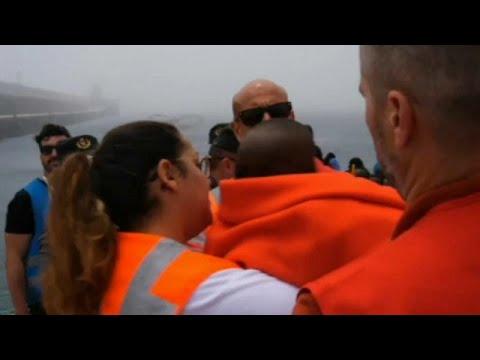فرق الإغاثة الاسبانية تنقذ 471 مهاجرا في عرض المتوسط  - 15:21-2018 / 6 / 16
