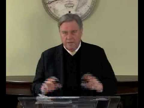 Dr Nathaniel J Wilson – Clear and Up Close on Holiness – Part 4 – Thursday