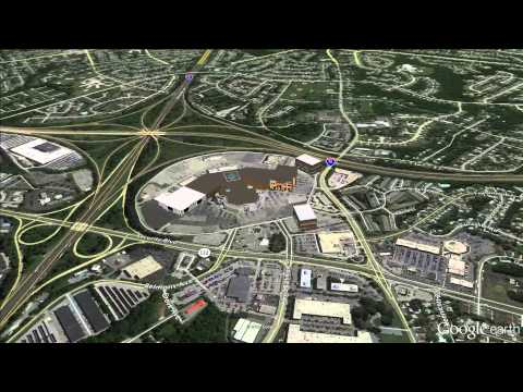 Baltimore County Virtual Tour Video #2 - Federal Center at Woodlawn & Liberty Road
