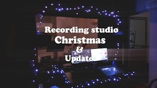 Στούντιο ηχογράφησης, Χριστούγεννα και Ενημέρωση