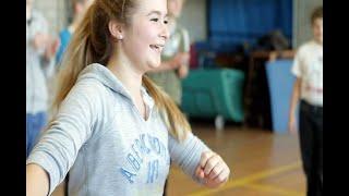CKV Activiteiten - Capoeira workshop op het Mendel College!