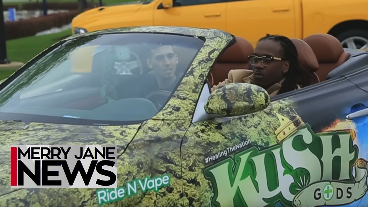 Kush Gods Is a DC Weed Company Doing the Lord's Work | MERRY JANE News