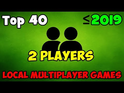 Top 40 Best Local Multiplayer PC Games (My Ranking) / Splitscreen Games / Same PC / LOCAL CO OP