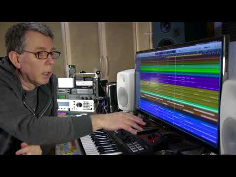 A Chris Carter Chemistry Lesson on Recording & Mixing
