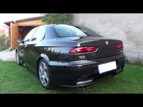 alfa romeo 156. Слушать онлайн Alfa Romeo 156 GTA - Engine sound