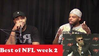 Epic Sports Critics Live Stream| NFL WEEK 2 DISCUSSION