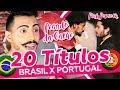20 TÍTULOS DE FILMES LGBT: BRASIL X PORTUGAL | Pink Popcorn