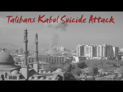 Talibans Kabul Suicide Attack (Afghanistan)