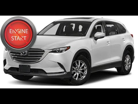 Mazda Cx9 Open And Start Push Button Start Models With A Dead Key
