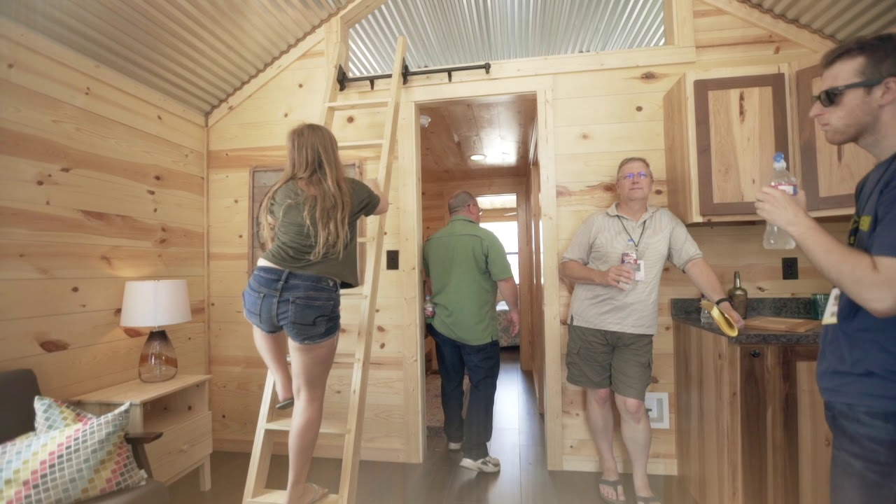 Tiny House Simple Living Jamboree 2018 Sunday August