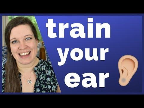 Train Your Ear to Hear English Rhythm and Melody