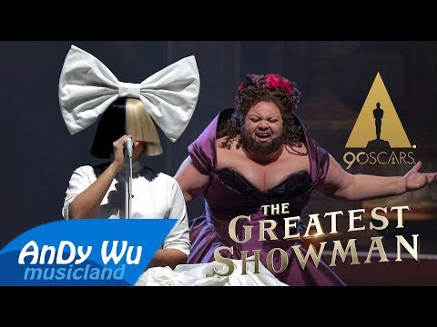 OSCARS 2018  Keala Settle  THIS IS ME feat Sia THE GREATEST SHOWMAN