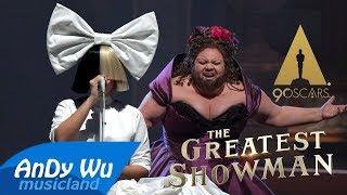 "Download Lagu OSCARS 2018 | Keala Settle - THIS IS ME (feat. Sia) ""THE GREATEST SHOWMAN"" Mp3"