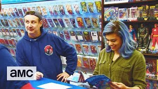 Comic Book Men: 'Rick and Morty #1' Talked About Scene Ep. 611