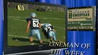 Lineman of the Week 11-13-09 Ben Hansen
