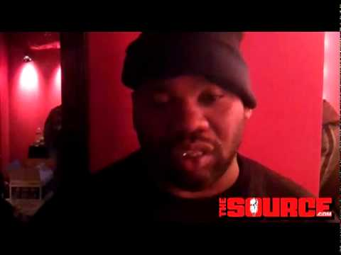 Raekwon Opens Up To The Source Magazine