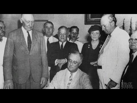 Work & Happiness - History of U.S. Welfare