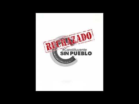 Constituyente sin Pueblo : Pueblo Somos Todos