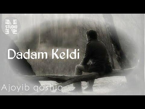 Davron ali - Dadam keldi ( ajoyib qõshiq )