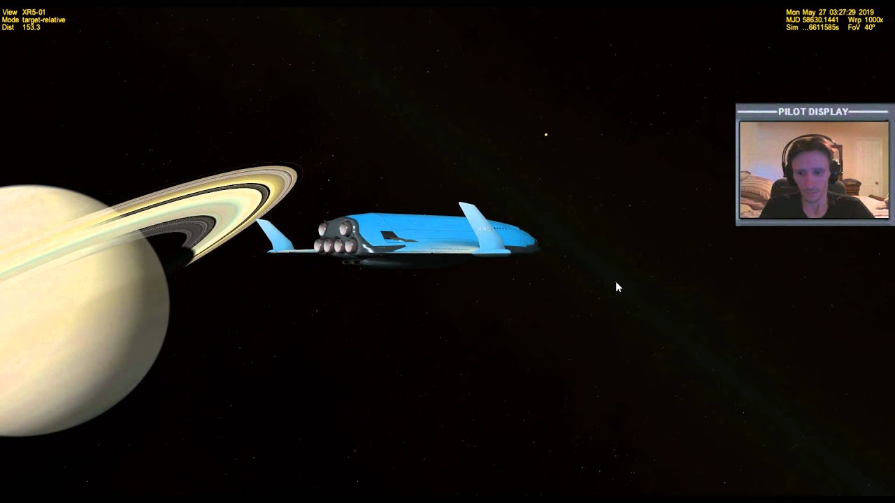 Download Orbiter 2010 - Learn With Me #2 (Part 5) - Arriving at Saturn & Titan Approach