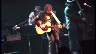 Bob Dylan-simple twist of fate-Paris 23.02.1993